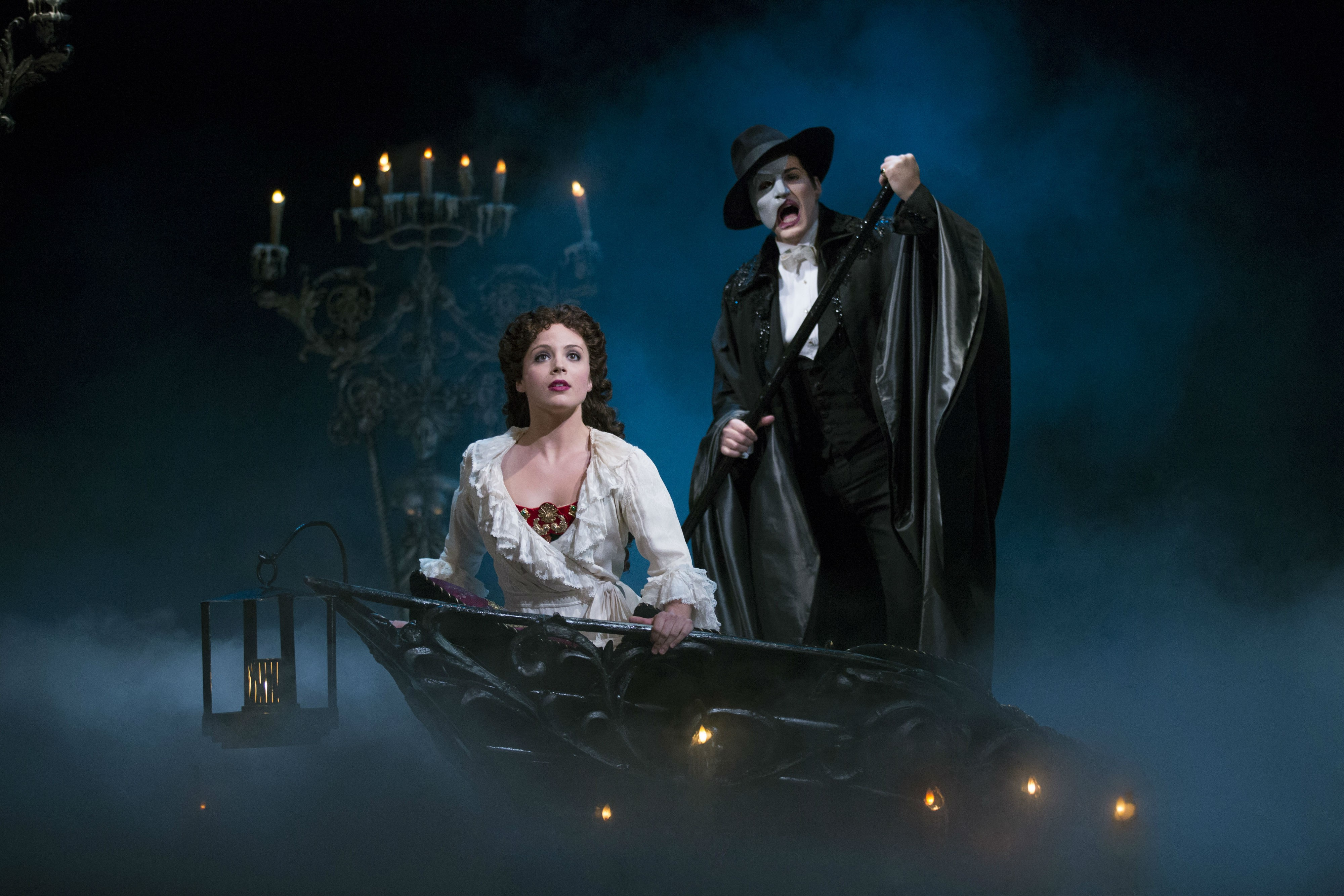 the different versions of phantom of the opera