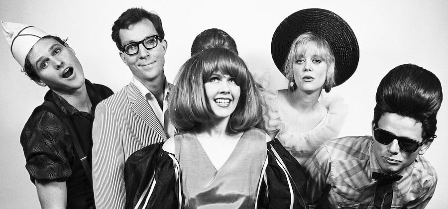 The B52s band
